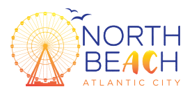 North Beach Atlantic City Logo